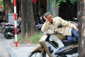 ベトナム全国共通!バイクタクシーの乗り方